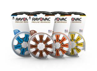 Rayovac Pro Line® Advanced banner image