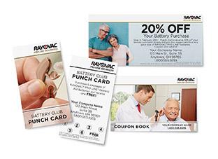 business builder program promotional materials